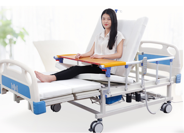 full electric hospital bed for home use